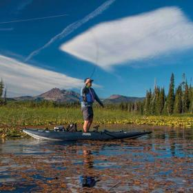 Kayaks Aquaglide Blackfoot Hb Angler Sl kaufen und sparen